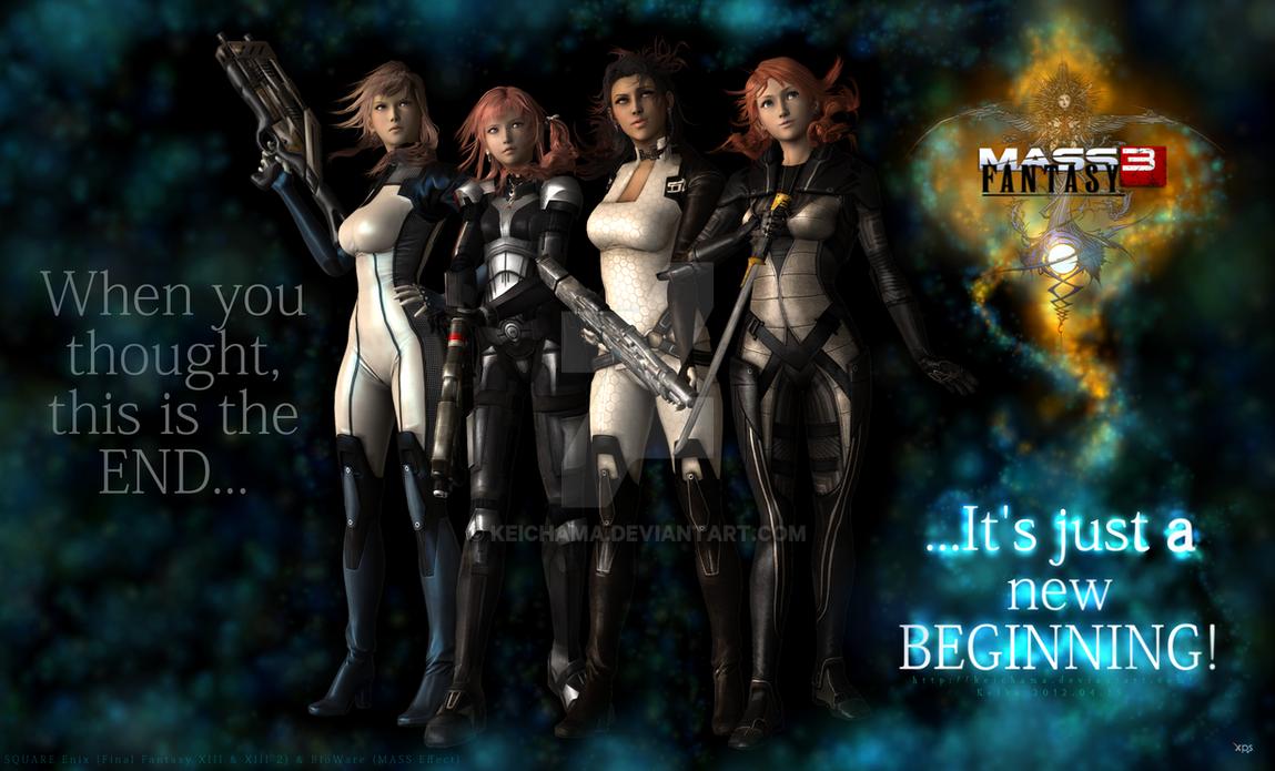 MASS Fantasy 3 FUTURE by keichama