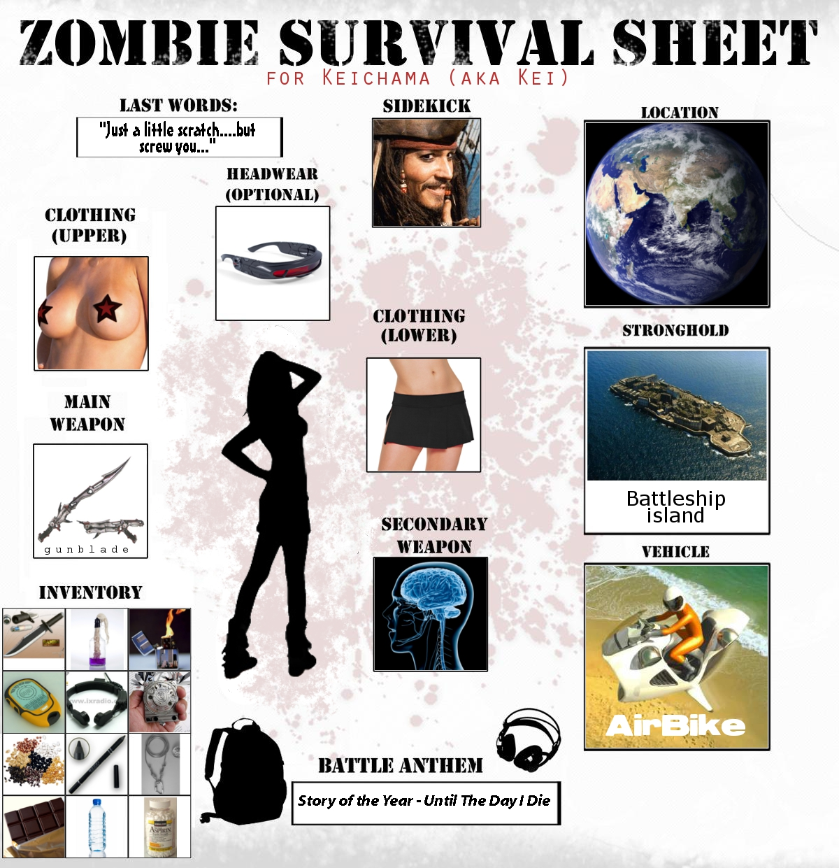 Zombie survival kit pdf
