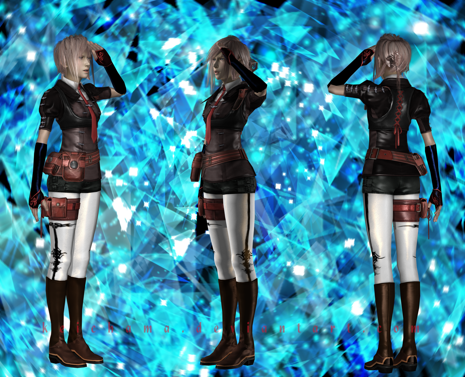 Lightning MOD Recolor by keichama