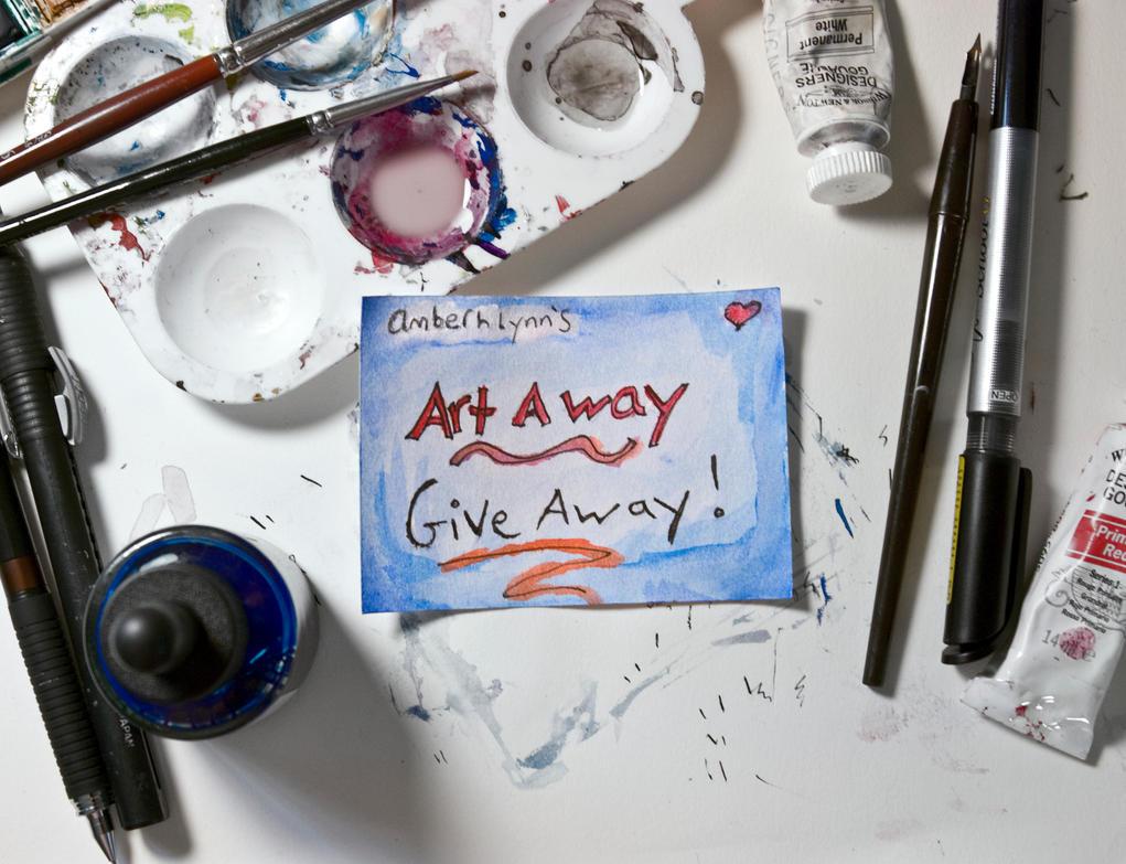 artaway give away! by amberhlynn