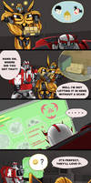 Ratchet Is Dangerous Part Deux by just-nuts