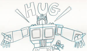 It IS hugtime now