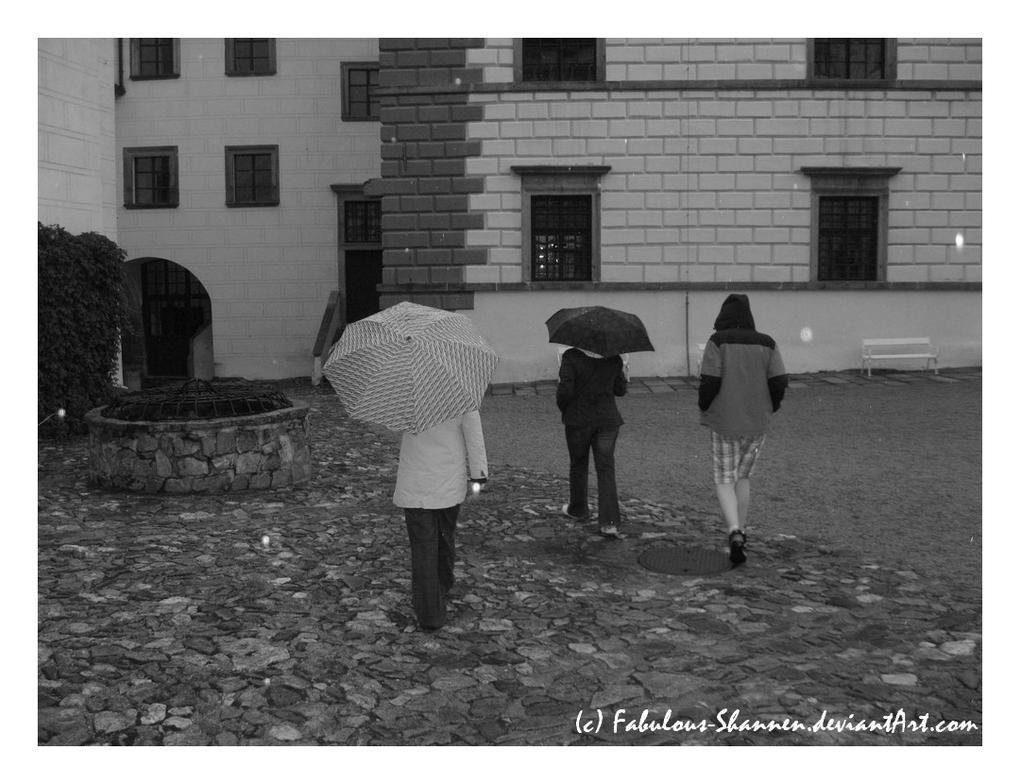 Dancing in the rain by Fabulous-Shannen