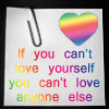 If you can't love yourself by Fabulous-Shannen