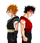 Dragonball   The strongest Duo