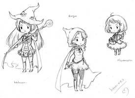 Rainbow 'n Coin Adventure Tales - Design 2 by HSanti