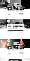 Agencia Dama Website by variant73