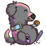 laya the cookie lover tag by The-DemonWolf