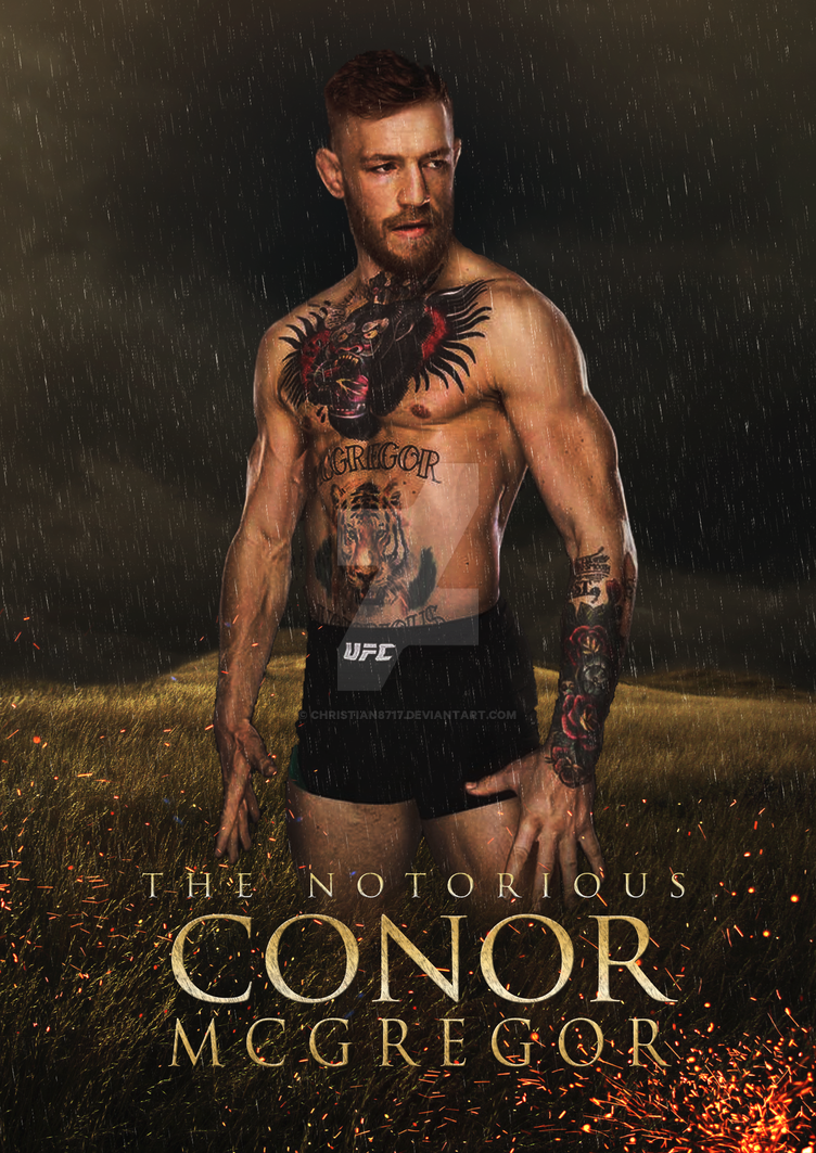 Conor Mcgregor Poster By Christian8717 On Deviantart