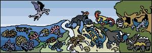 Pokemon Paleontology