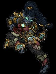 War-God Panjya by Ody-chan