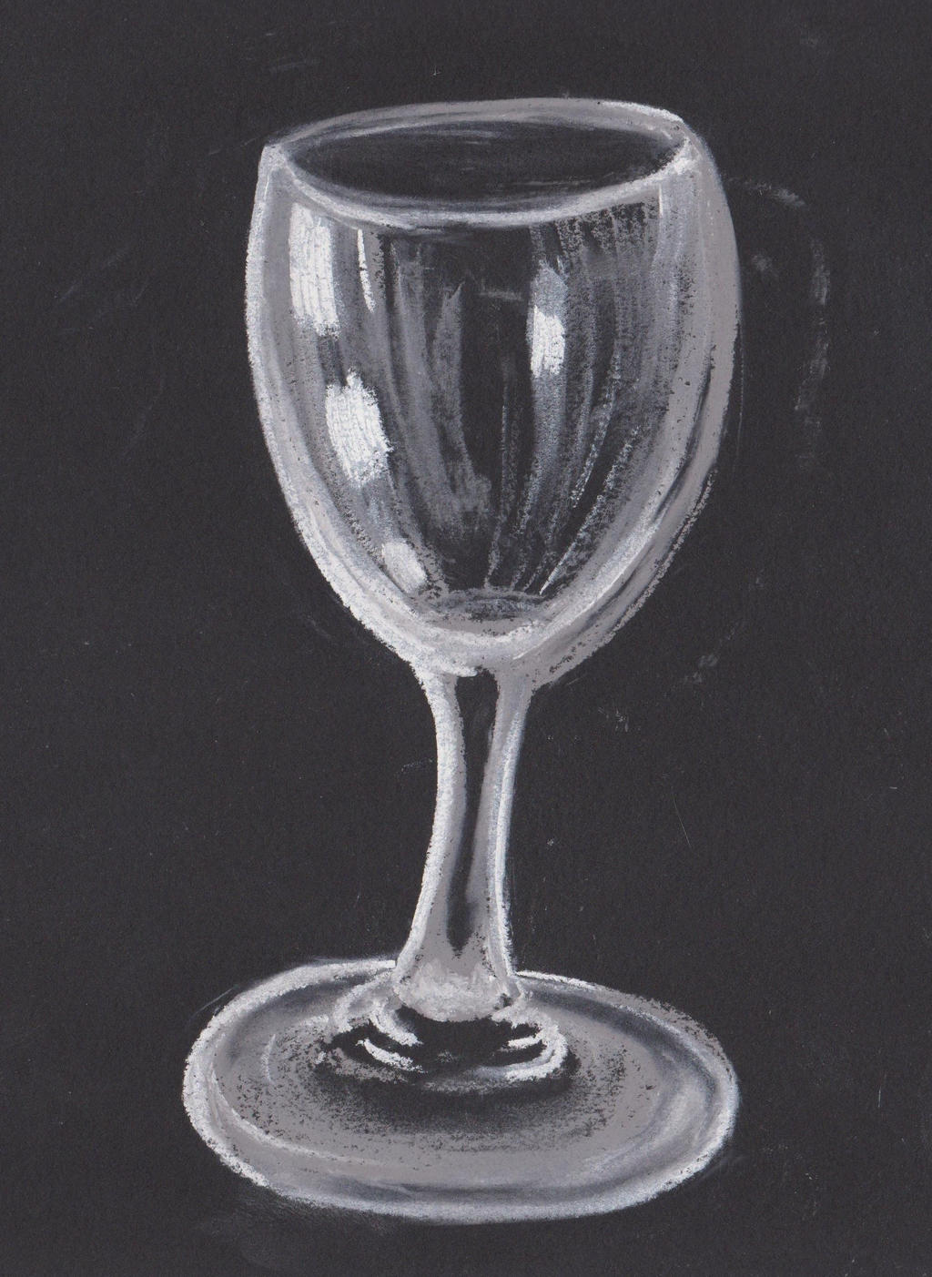Still-life-2-wine-glass by JediPinkiePie
