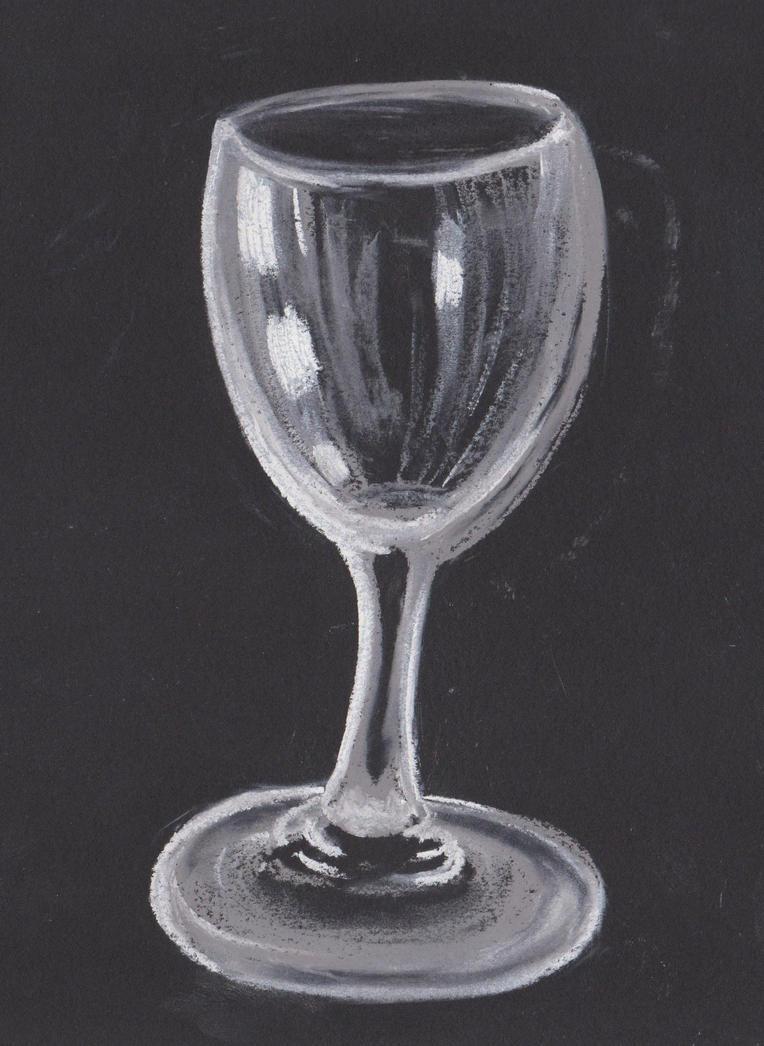 Still-life-2-wine-glass by JediPinkiePie