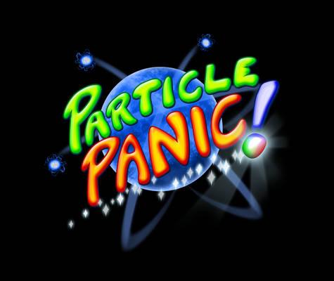 D - Particle Panic Logo