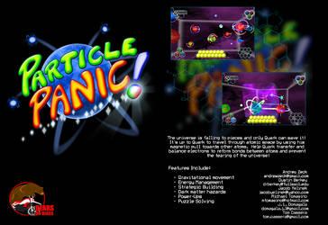 D - Particle Panic Dust Jacket