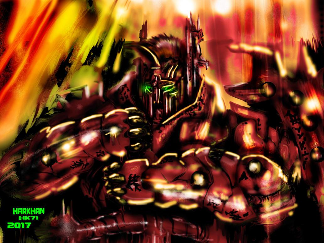 legion of doom by HARKHAN71