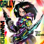 gally from gunnm last order