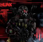 Hunk  Resident Evil 2