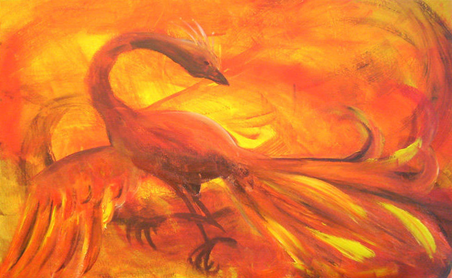 Gallery For Gt Harry Potter Fawkes Flying