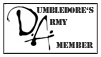 Dumbledore's Army stamp by button-bird
