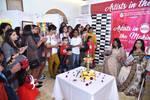 Inauguration Ceremony Students Art Exhibition