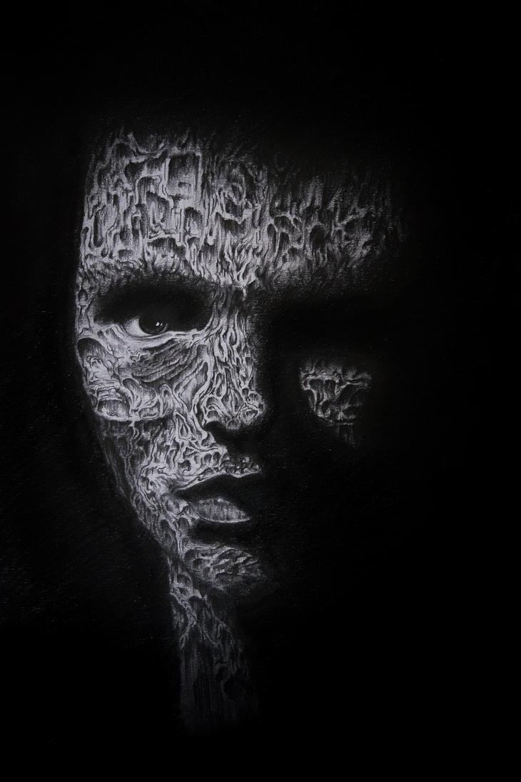 Self Portrait by Andrzej-Kulig