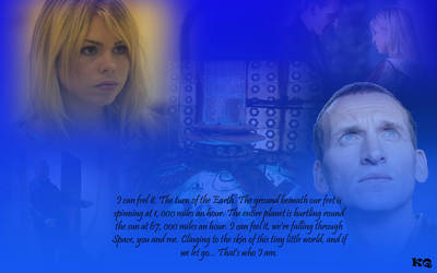 Ninth Doctor and Rose-That's who I am by BadWolf86