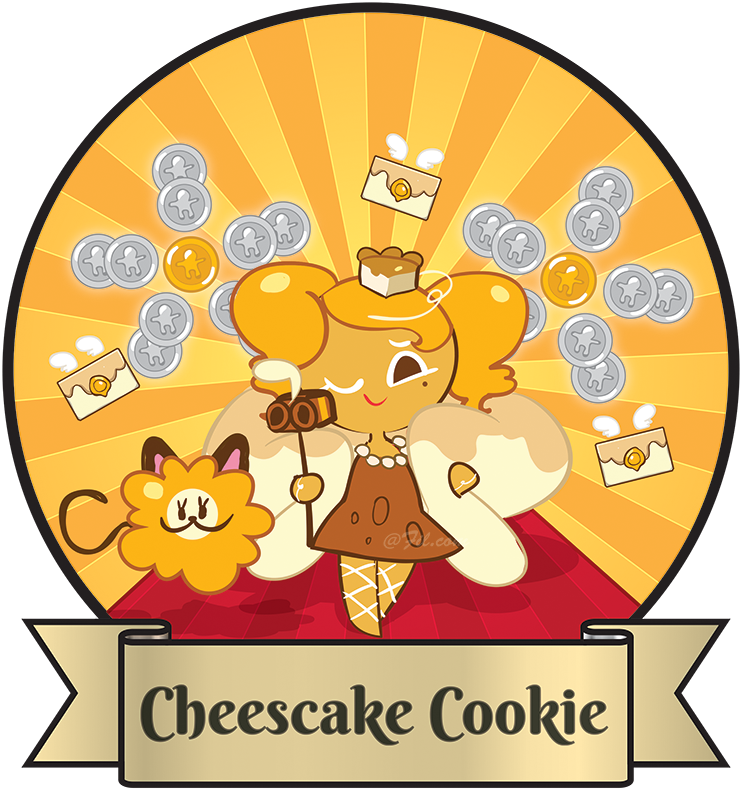 CheesecakeCookie by FilXVII