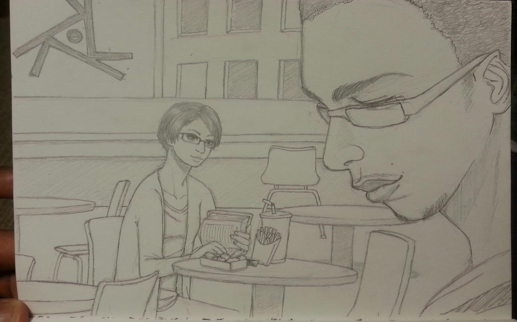 Diner by DTrain2695
