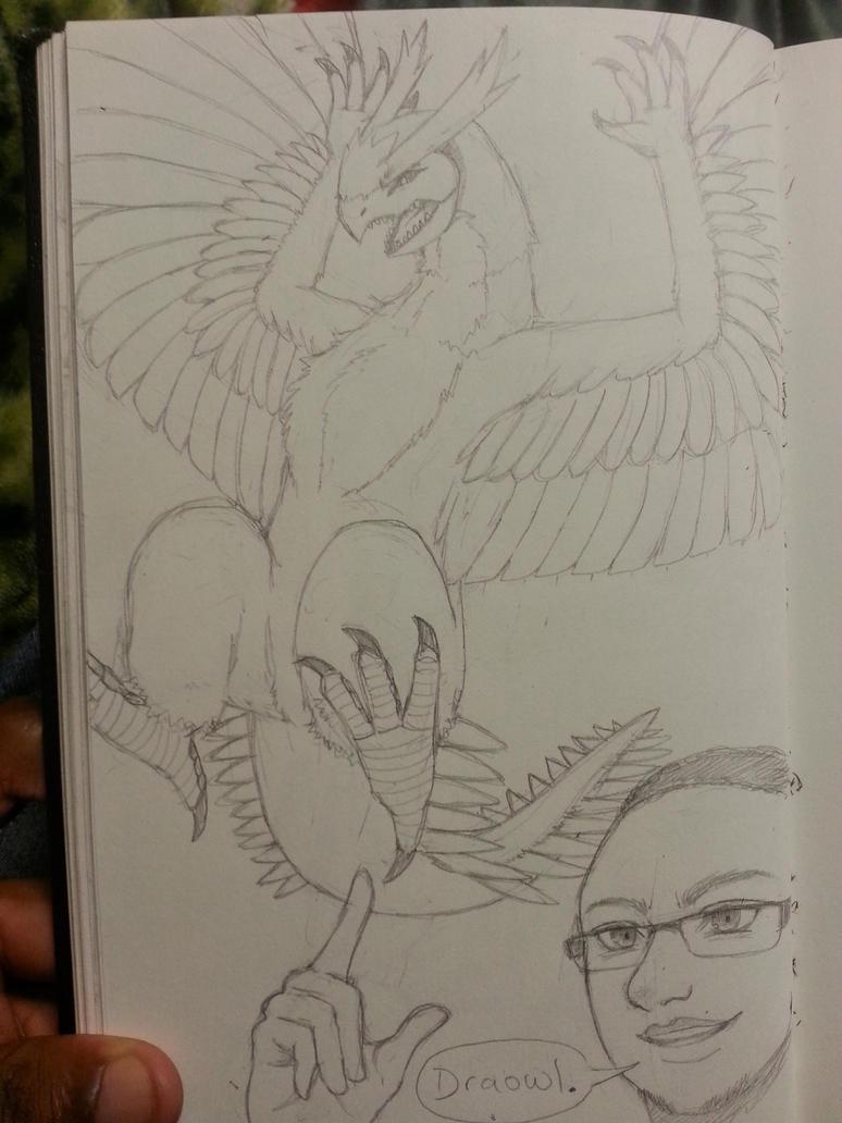 Spirit Animal by DTrain2695