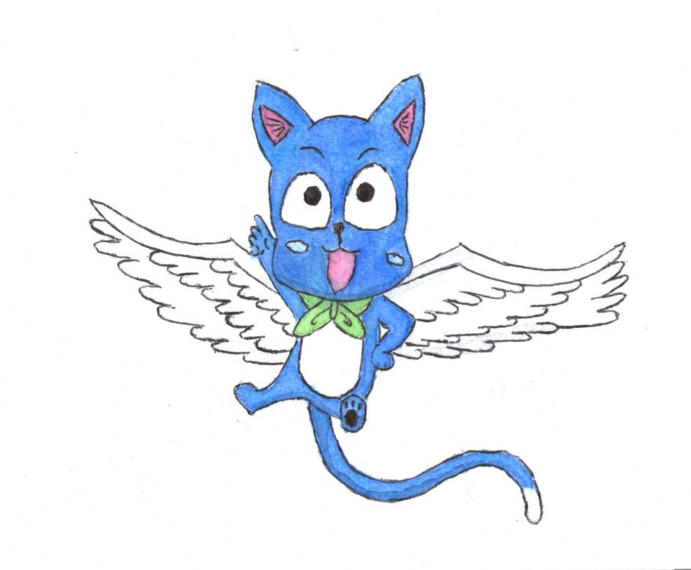 Happy from Fairy Tale by Penholderart