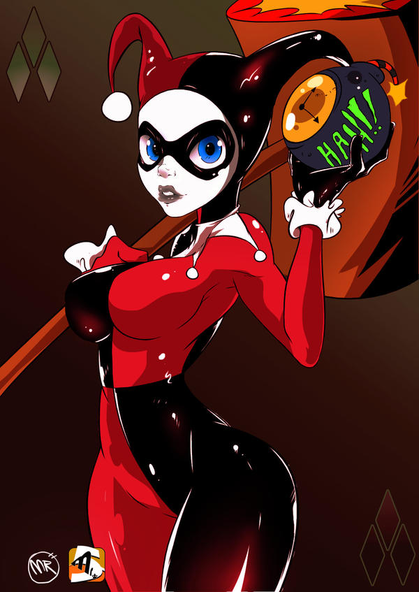 Harley Quinn by Mr5star