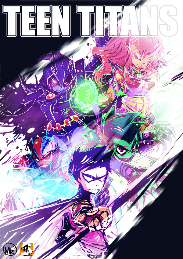 Titans Go! by Mr5star