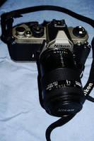 Nikon FM2T by peanuthorst