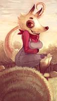 Poppy Opossum