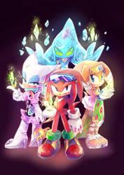 Treasure hunters by Y-FireStar
