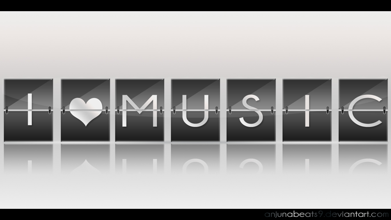 i love music by Anjunabeats9