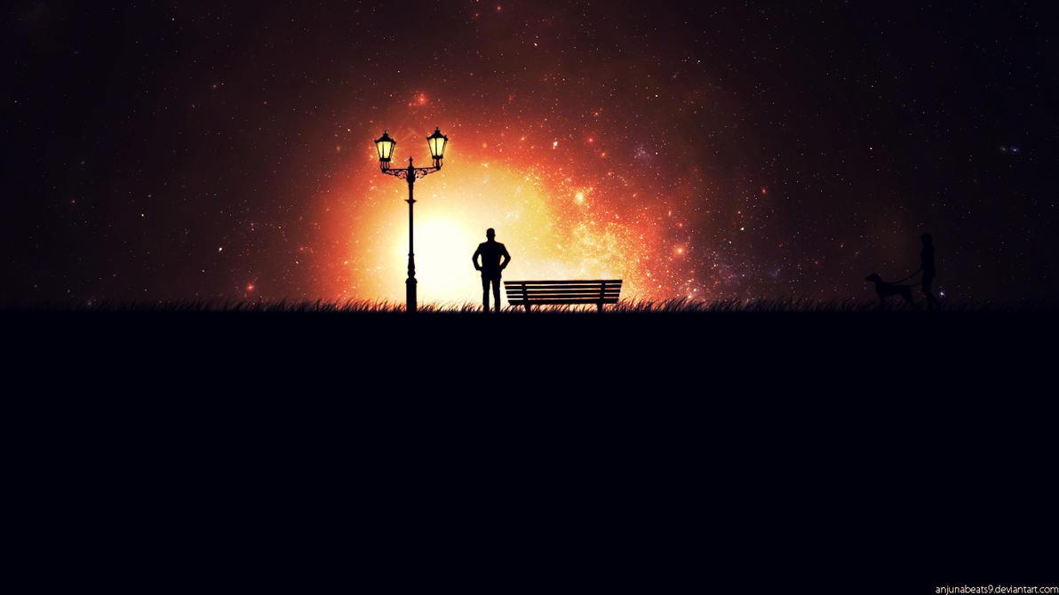 my evening story. by Anjunabeats9