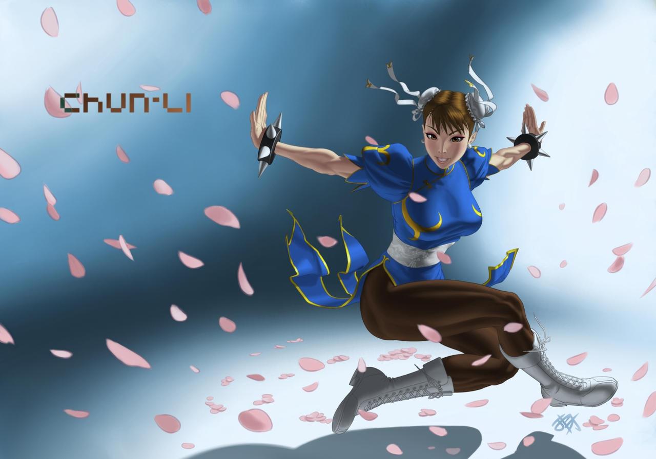 06 Chun-Li by jy00