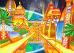 Tropical Resort - Sonic Colors