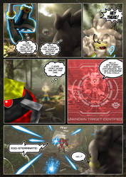 Shock and Awe - Issue 2: Page 14 by UnderworldCircle