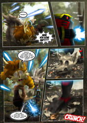Shock and Awe - Issue 2: Page 15 by UnderworldCircle