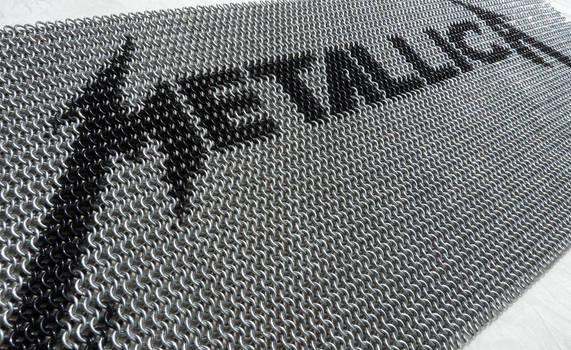 Metallica inlay