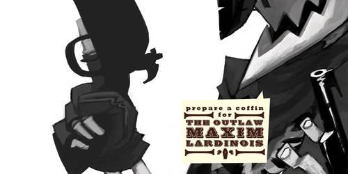 prepare a coffin for.. by MaximLardinois