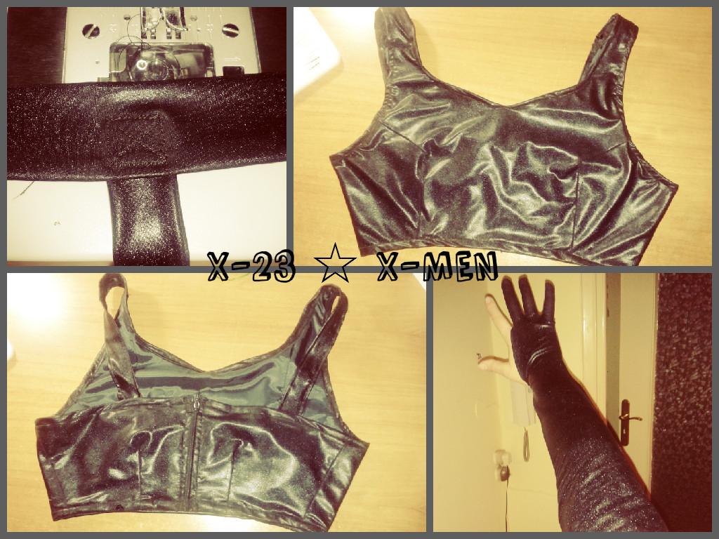 X-23 costume by BakaRinoa
