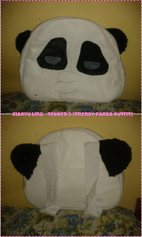 My Ling Xiaoyu backpack! by BakaRinoa