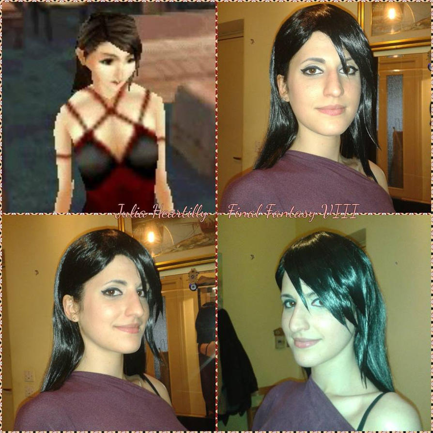 Julia Heartilly wig by BakaRinoa