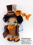 The Mad Hatter! Jefferson inspired from OUAT