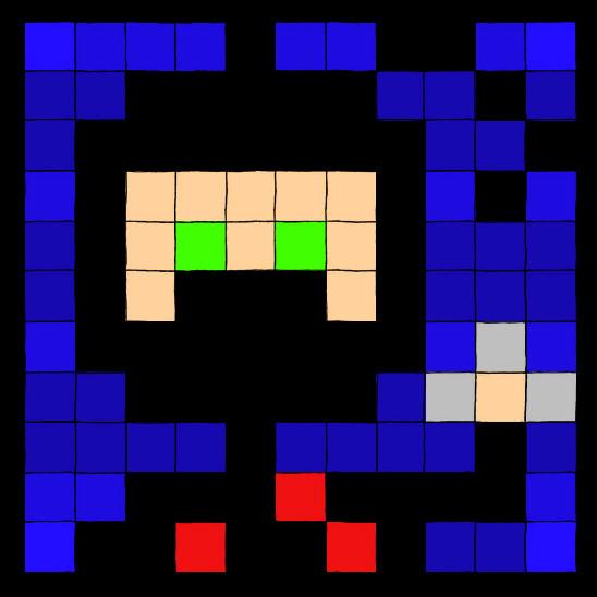 Pixelated by ne0n1nja