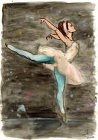 Ballerina by SofiaCh-Z
